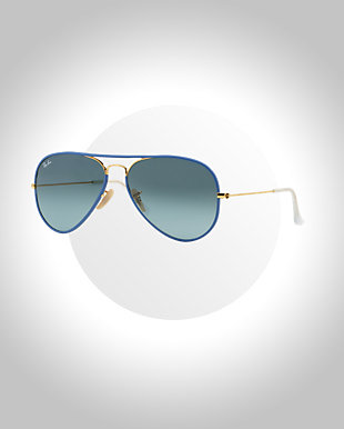 RB3025JM 58 AVIATOR FULL COLOR
