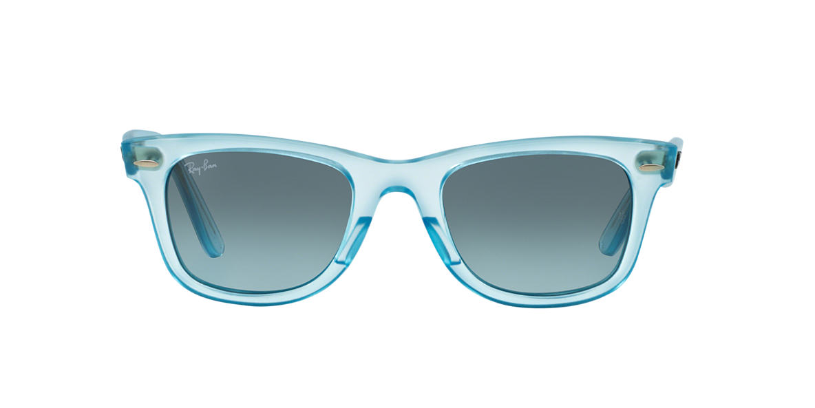 RAY-BAN Blue RB2140 50 ORIGINAL WAYFARER Blue lenses 50mm