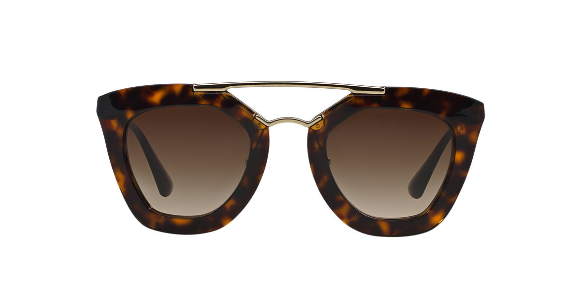 PRADA Brown PR 09QS Brown lenses 49mm