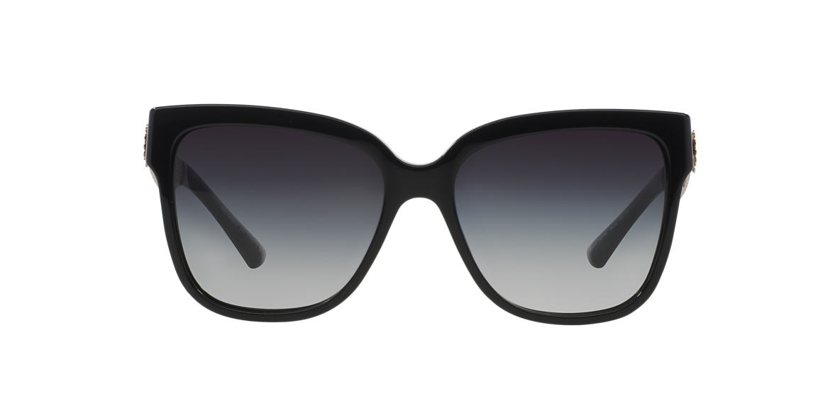 DOLCE and GABBANA Black DG4212 Grey lenses 56mm