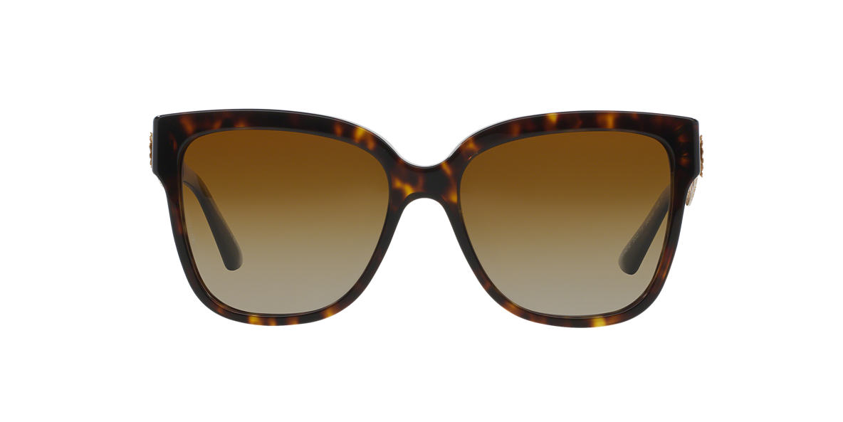 DOLCE and GABBANA Tortoise DG4212 Brown polarized lenses 56mm
