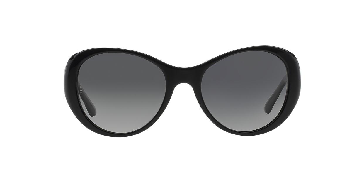 DOLCE and GABBANA Black DG4213 Grey polarized lenses 55mm