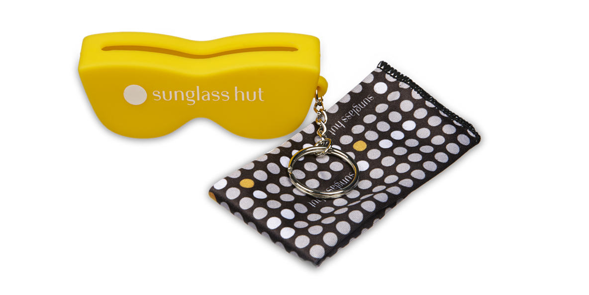 SILICON CASE - YELLOW  lenses mm