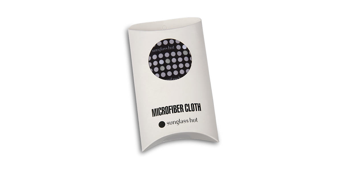 LARGE CLEANING CLOTH (32 X 38CM) - GREY  lenses mm
