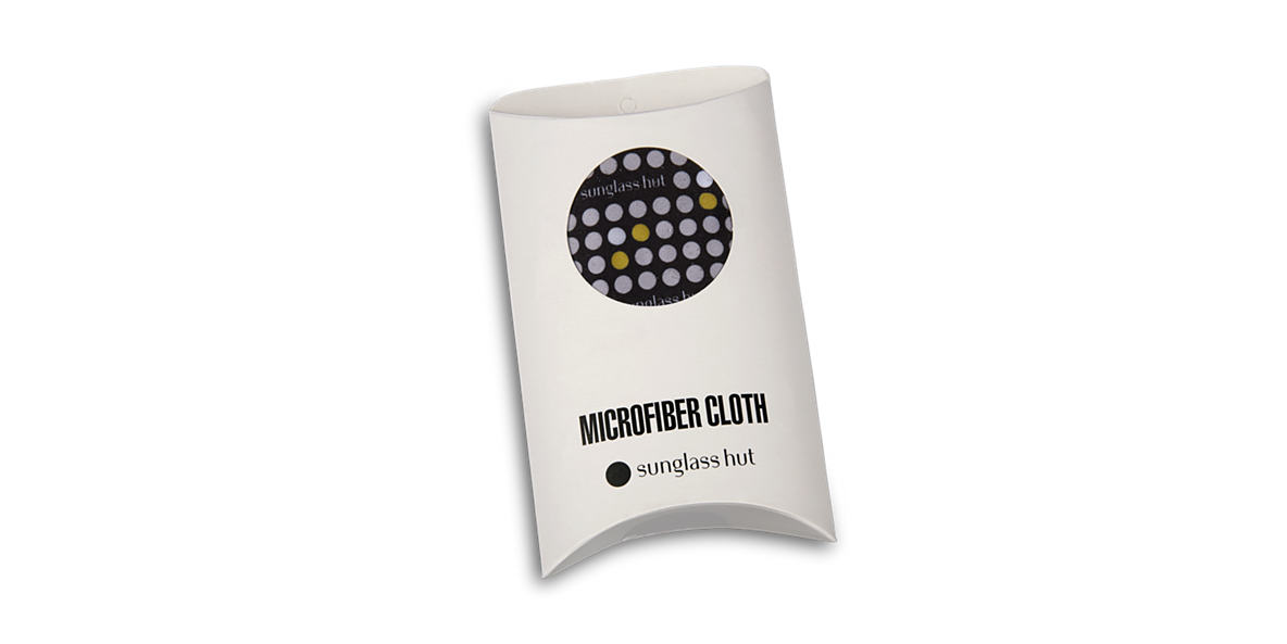 LARGE CLEANING CLOTH (32 X 38CM) - YELLOW  lenses mm