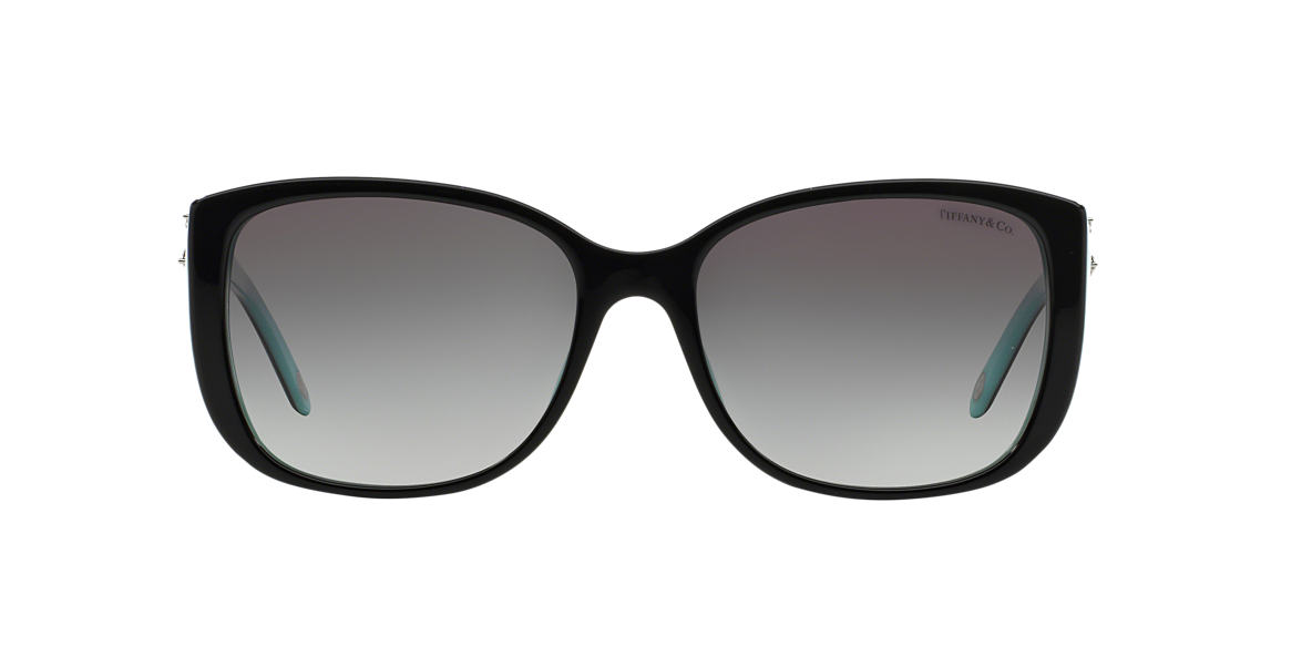 TIFFANY Black TF4090B Grey lenses 57mm