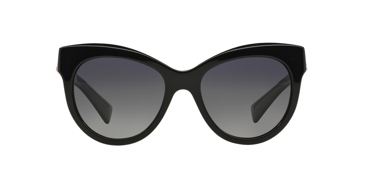 DOLCE and GABBANA Black DG4215 53 Grey polarized lenses 53mm