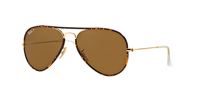 RB3025JM 58 AVIATOR FULL COLOR $284.95