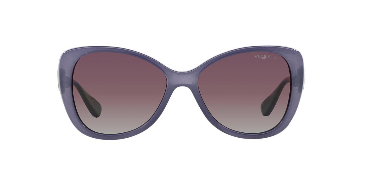 VOGUE LINE Purple VO2819S Purple polarised lenses 58mm