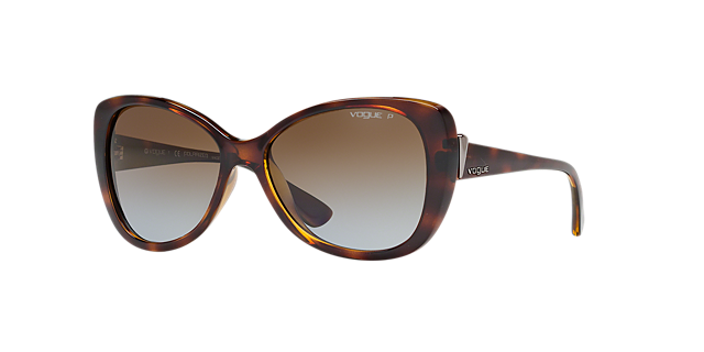 Vogue Eyewear Black Butterfly Sunglasses - vo2819s 8053672195811