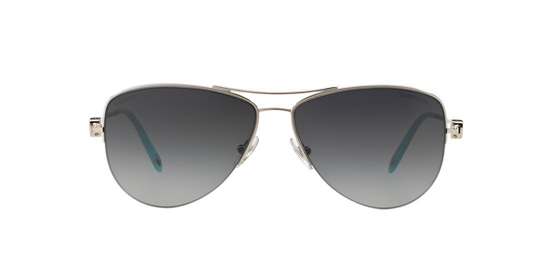 6020c0e25513 Tiffany   Co 3021 Classic Heart Aviator Sunglasses