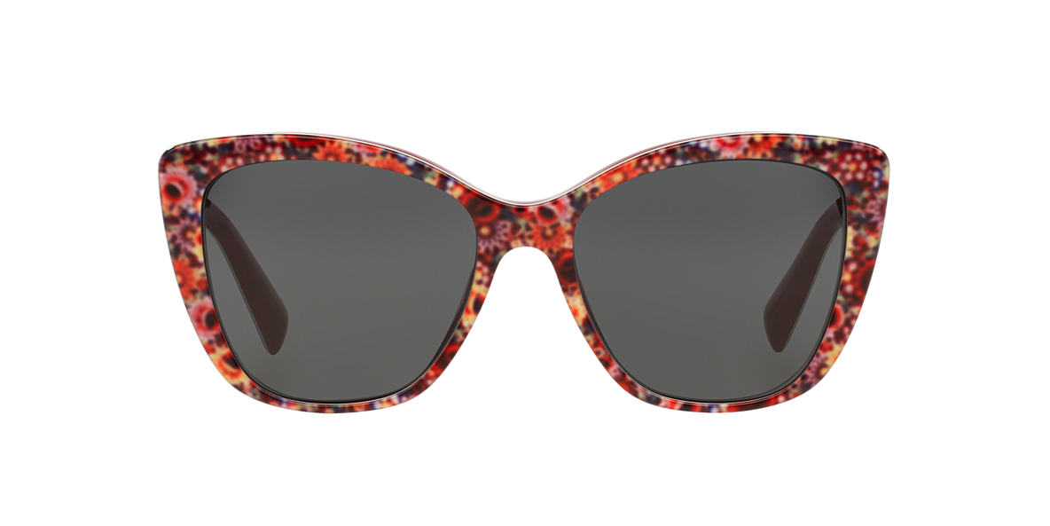 DOLCE AND GABBANA Red DG4216 Grey lenses 55mm