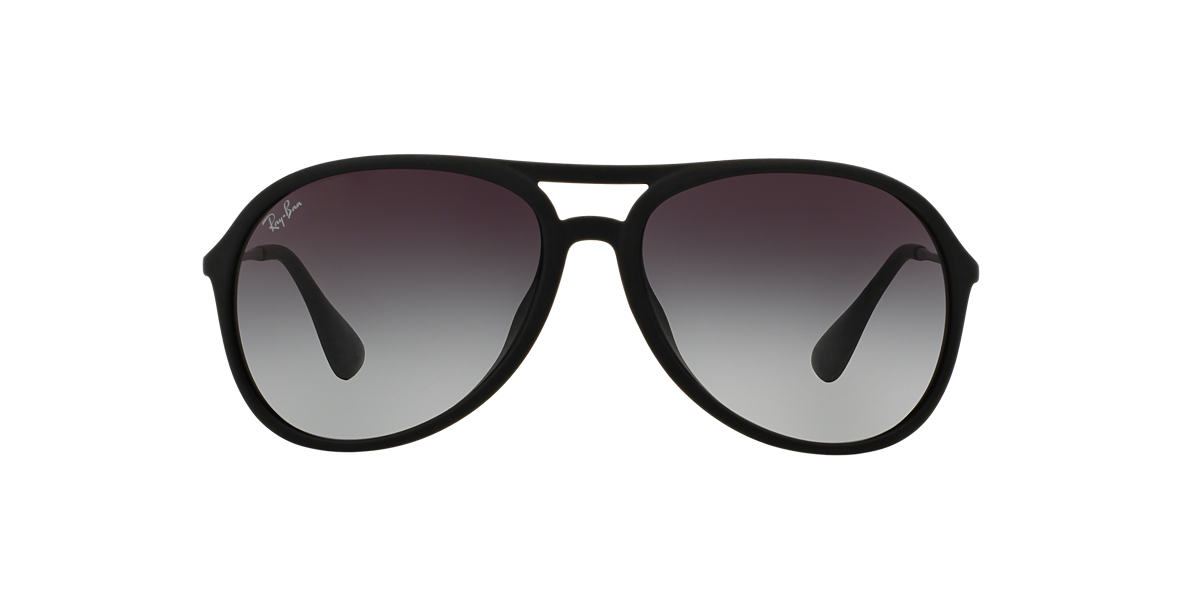RAY-BAN Black RB4201F Grey lenses 59mm