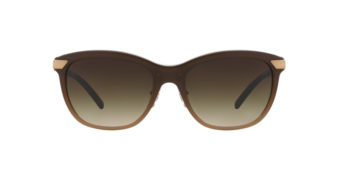 BURBERRY Brown BE4169Q Brown lenses 57mm