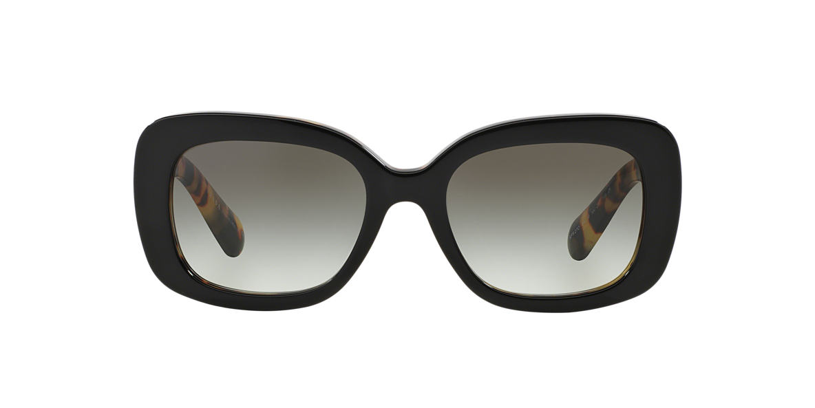 PRADA Brown PR 27OS Grey lenses 54mm