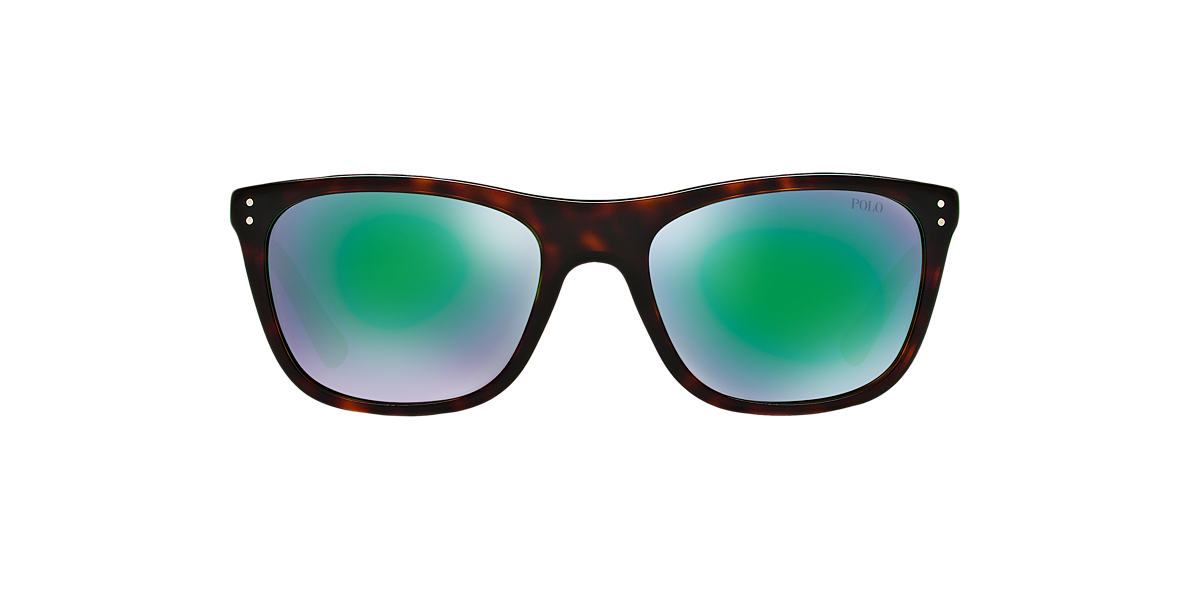 POLO RALPH LAUREN Multicolor PH4071 Green lenses 55mm