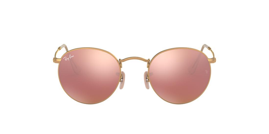 gafas de sol ray ban round