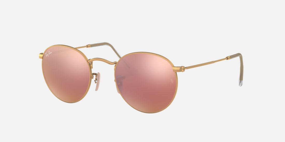 ray ban rosa gold