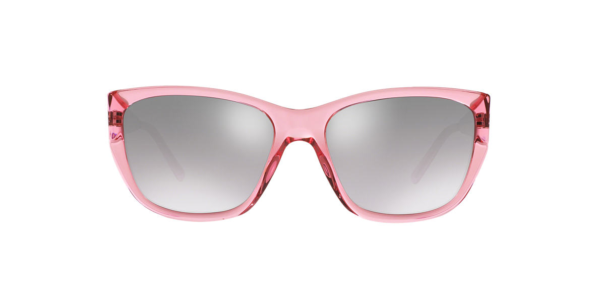 BURBERRY Pink BE4174 56 Grey lenses 56mm