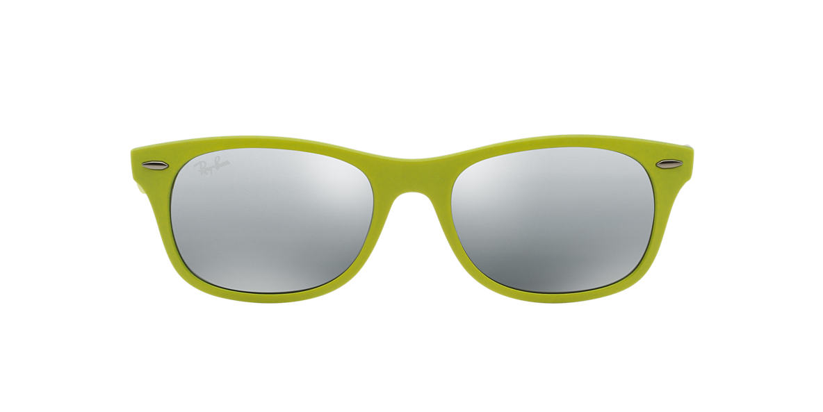 RAY-BAN Green RB4207 55 LITEFORCE  lenses 55mm