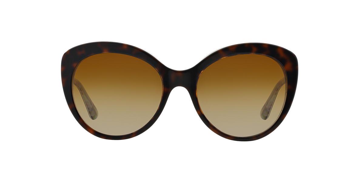 DOLCE and GABBANA Tortoise DG4236 56 Brown polarized lenses 56mm
