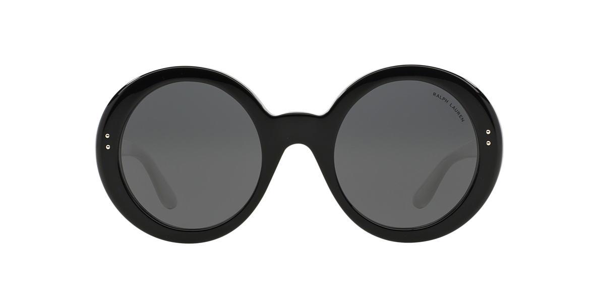 RALPH LAUREN Black RL8126 51 Grey lenses 51mm