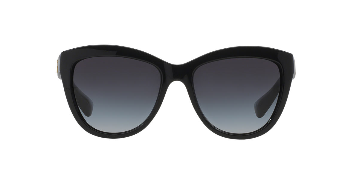 DOLCE and GABBANA Black DG6087 55 Grey lenses 55mm