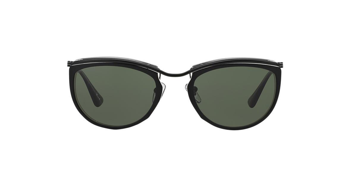 PERSOL Black PO3082S 52 Green lenses 52mm