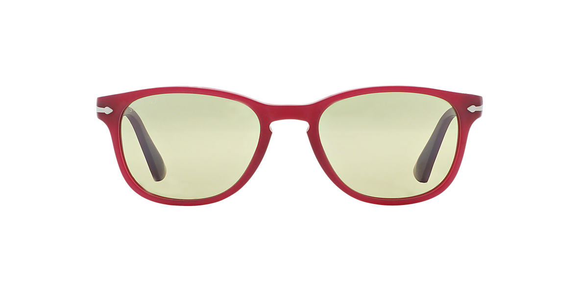 PERSOL Red PO3086S 56 Green polarised lenses 56mm