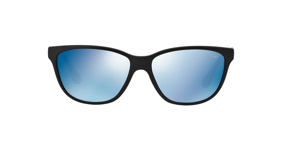 VOGUE LINE Black VO2729S Blue lenses 57mm