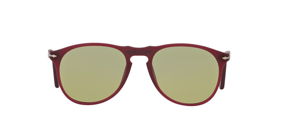 PERSOL Red PO9649S (55) Green polarized lenses 55mm