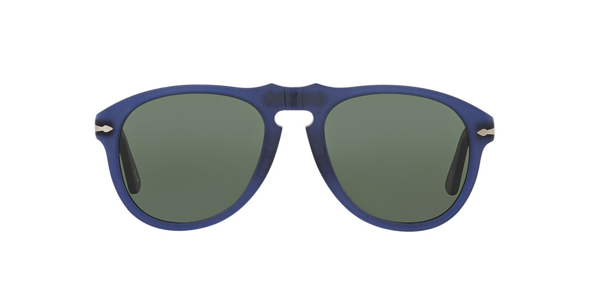 PERSOL Blue PO0649 54 Green polarized lenses 54mm