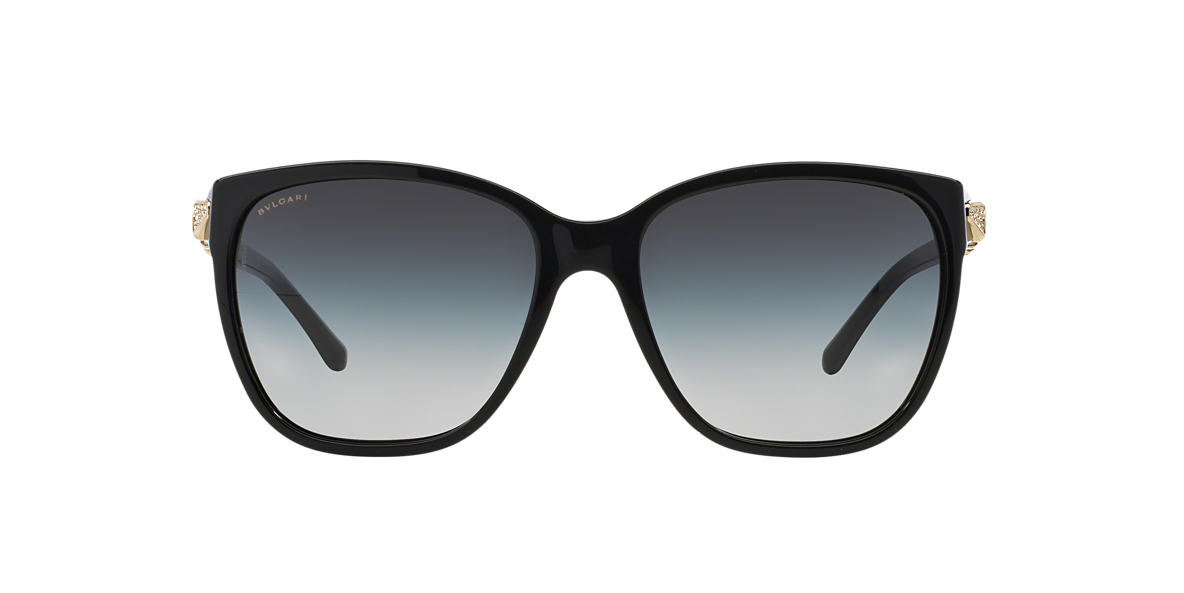 BVLGARI Black BV8136B Grey lenses 57mm