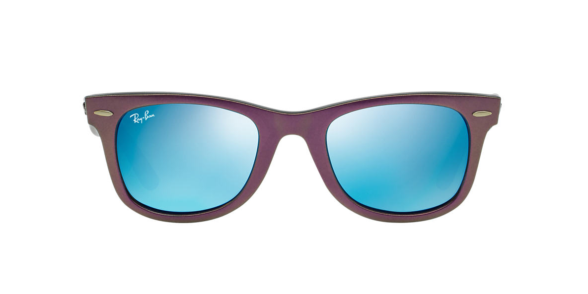 RAY-BAN Multicolor RB2140 50 ORIGINAL WAYFARER Blue lenses 50mm