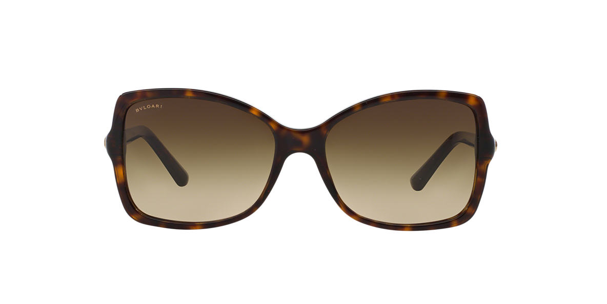 BVLGARI SUN Brown BV8139B 56 Brown lenses 56mm
