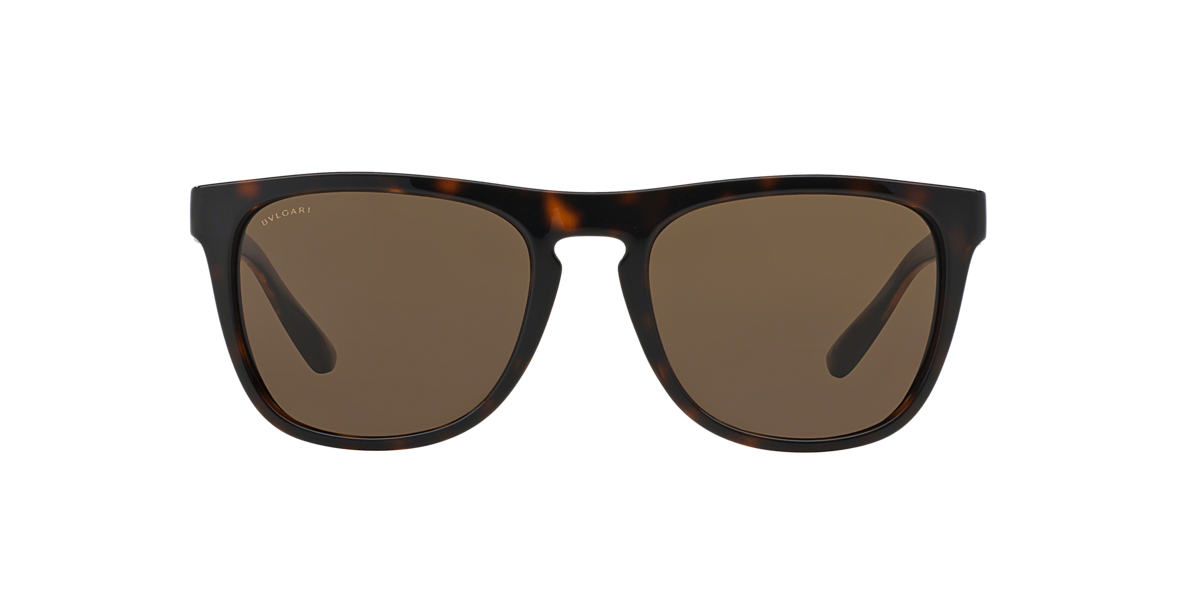 BVLGARI SUN Tortoise BV7020 56 Brown lenses 56mm