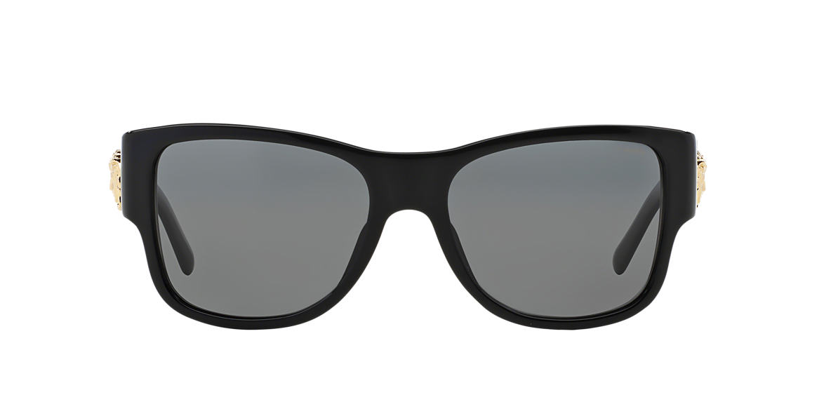 VERSACE Black VE4275 58 Grey polarized lenses 58mm