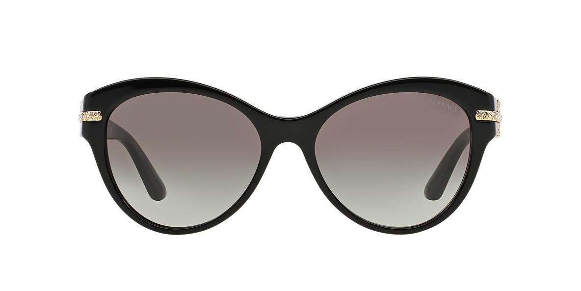 VERSACE Black VE4283B 57 Grey lenses 57mm