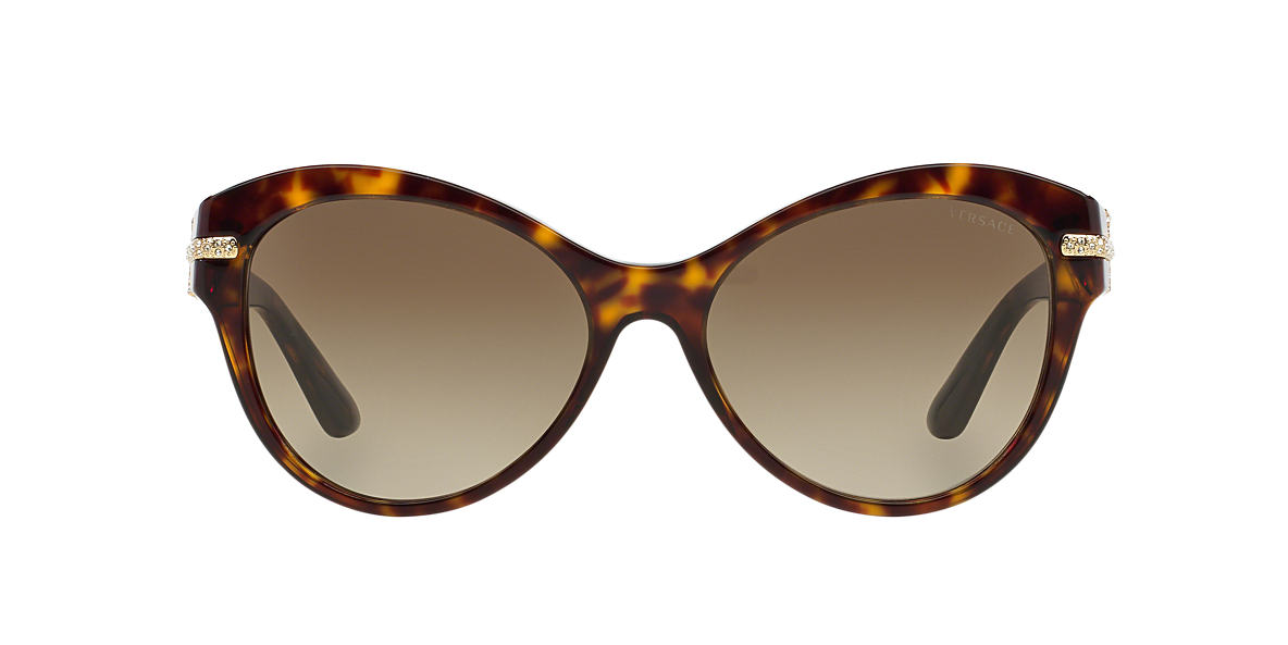 VERSACE Tortoise VE4283B 57 Brown lenses 57mm