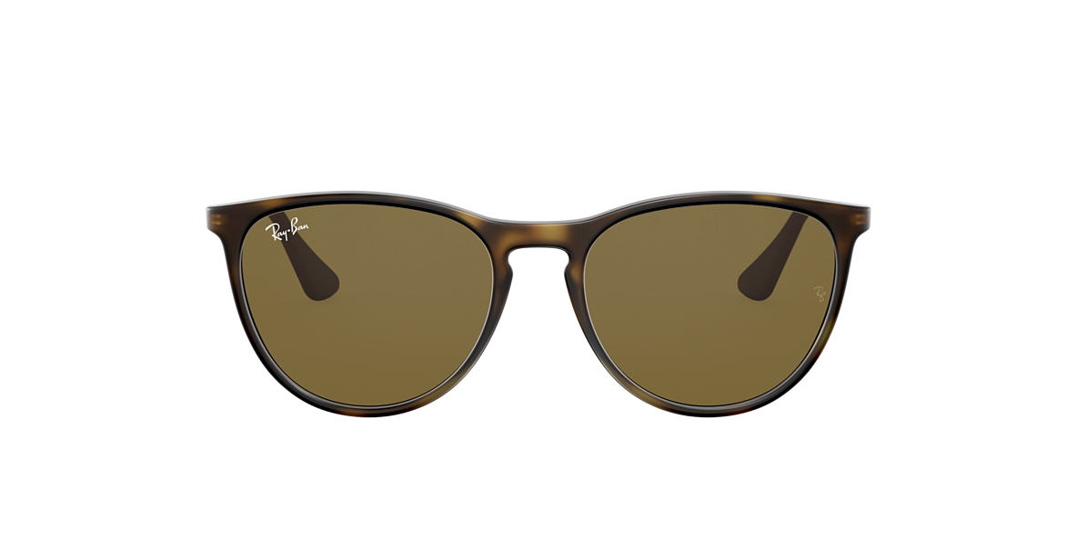 RAY-BAN CHILDRENS Tortoise Matte RJ9060S 50 Brown lenses 50mm