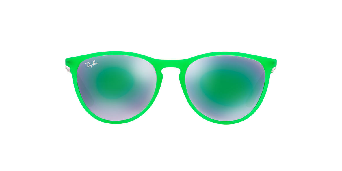 RAY-BAN CHILDRENS Green RJ9060S 50 Green lenses 50mm