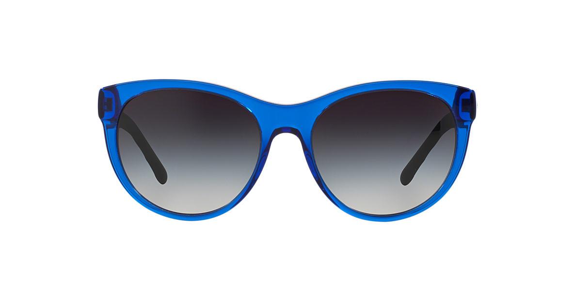 BURBERRY Blue BE4182 56 Grey lenses 56mm
