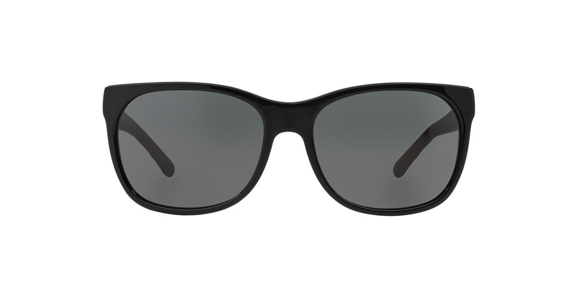 BURBERRY Black BE4183 58 Grey lenses 58mm