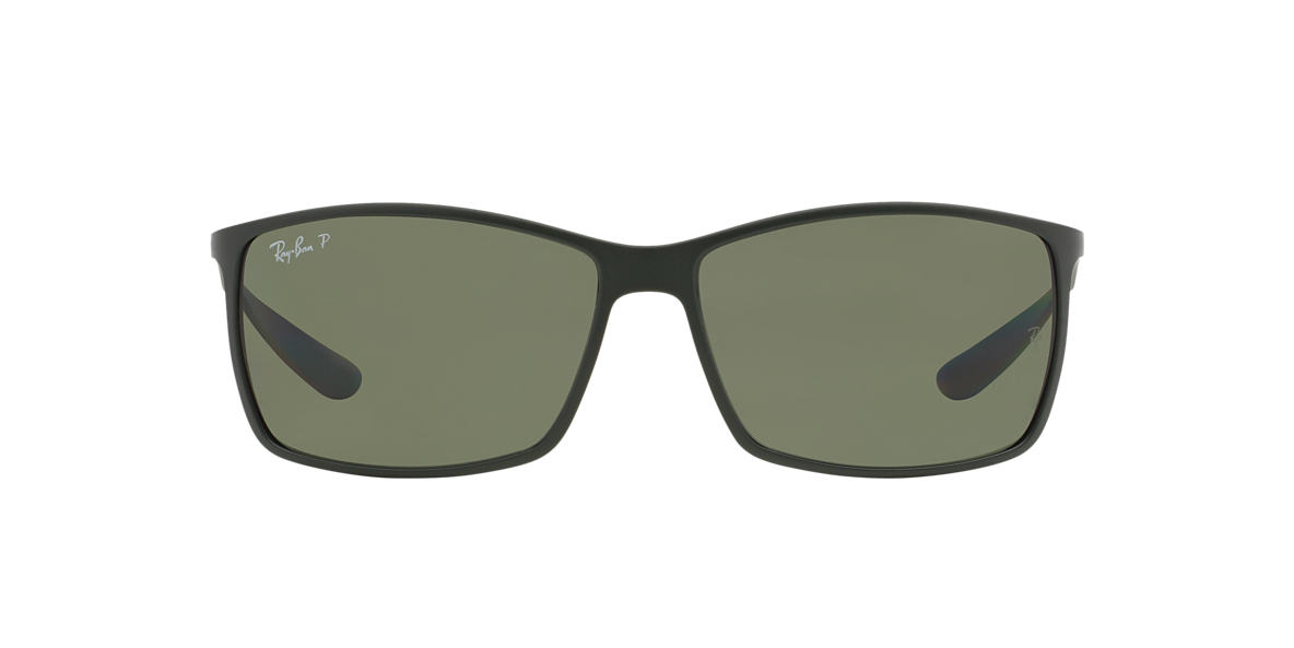RAY-BAN Brown RB4179 62 LITEFORCE Grey polarized lenses 62mm
