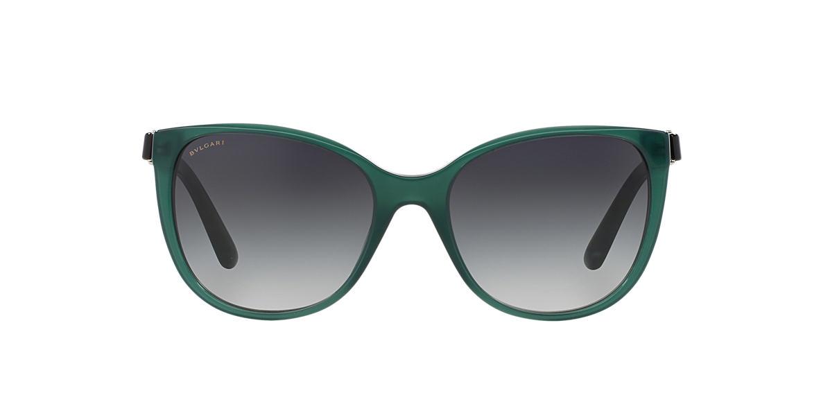 BVLGARI SUN Green BV8145B 55 Grey lenses 55mm