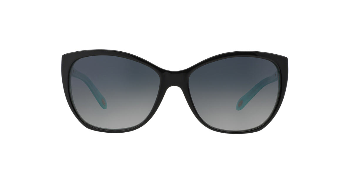 TIFFANY Black TF4094B 59 Grey polarised lenses 59mm