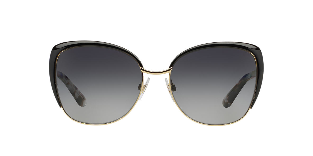 DOLCE AND GABBANA Gold DG2143 57 Grey polarised lenses 57mm