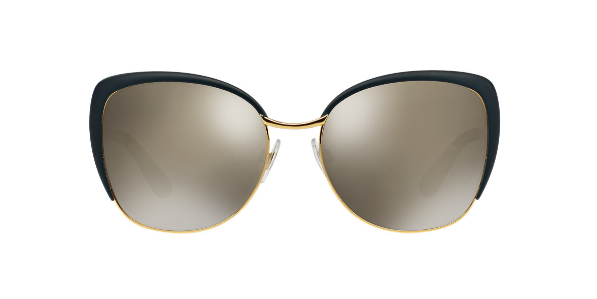DOLCE and GABBANA Gold DG2143 57 Brown lenses 57mm