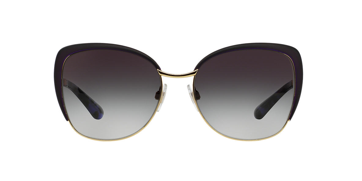 DOLCE and GABBANA Gold DG2143 57 Grey lenses 57mm