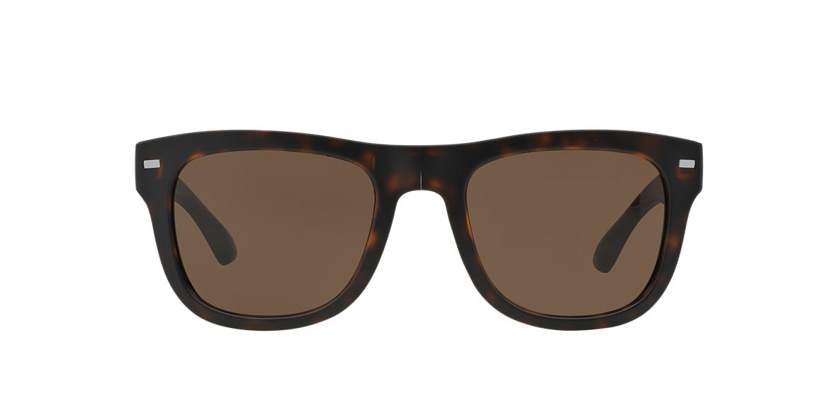 DOLCE and GABBANA Tortoise Matte DG6089 53 Brown lenses 53mm